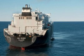 The Ob River: One sign that America is a major energy producer again LNG bound for the U.S. now heading to Japan.