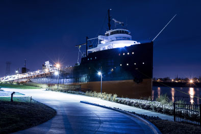 COME ON HOME By bringing in raw materials, Port of Toledo says it's aiding America's manufacturing resurgence.