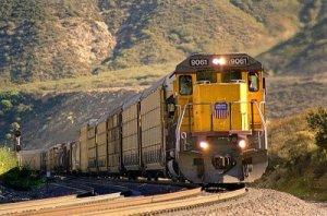 Union Pacific Plans New Texas Rail Yard