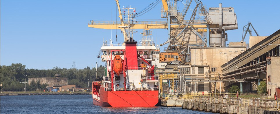 Investments in rail and other improvements will help the port of Gdansk handle more cargo, including shipments of import cargo and shipments of export cargo, in the European trades.