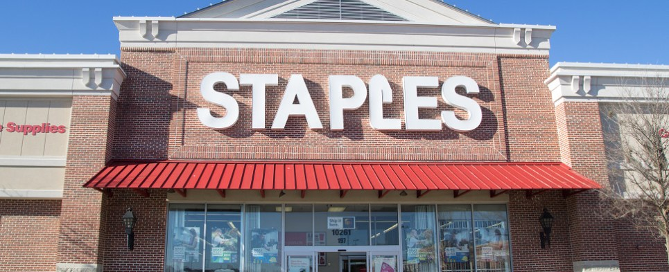 European Commission is concerned that Staples-Office Depot merger could restain competition with th effect that smaller companies could lose business, diminishing their level of shipments of import cargo and export cargo in international trade.