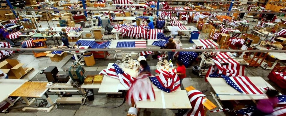 U.S. manufacturing is in need of federal aid, according to ITIF, which would allow the sector to produce more cargo which could be exported in international trade.
