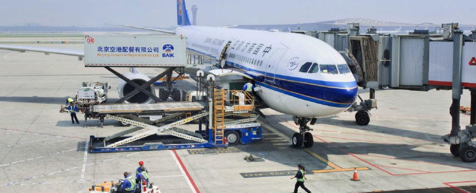 New service between China and U.S. will allow China Southern Airlines to carry more shipments of export cargo and import cargo in international trade.