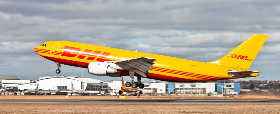DHL program teaches small business in Africa the benefits of international trade and to increase the shipments of import cargo and export cargo.