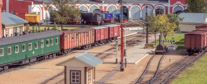 New Block Train Service from China to Moscow's MANP Terminal