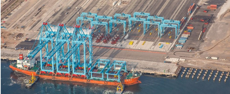 APM's bid for Mexican porrt of Veracruz, if successful, will alllow the terminal operator to handle greater volumes of export cargo and import cargo in international trade.