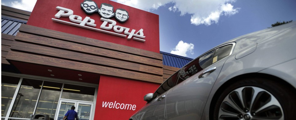 Acquisition means that Pep Boys 800 locations will be integrated into Bridgestone's logistics and supply-chain planning as they involve, among other things, shipments of export cargo and import cargo in international trade.