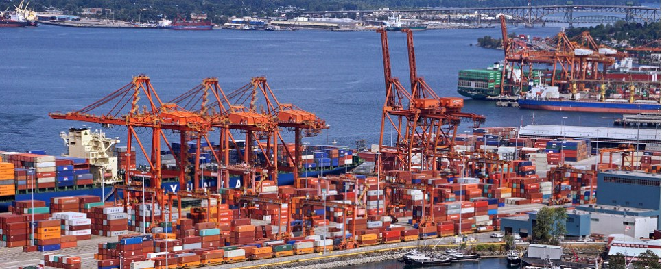 Industrial land needs to be protected to ensure Vancouver's place as a hub for movement of export cargo and import cargo in international trade, says port CEO.