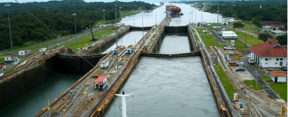 Expansion will allow Panama Canal to handle more shipments of export cargo and import cargo in international trade.