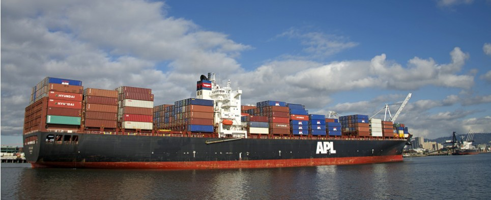 New Guam service allows APL to carry more shipments of export cargo and import cargo in international trade.