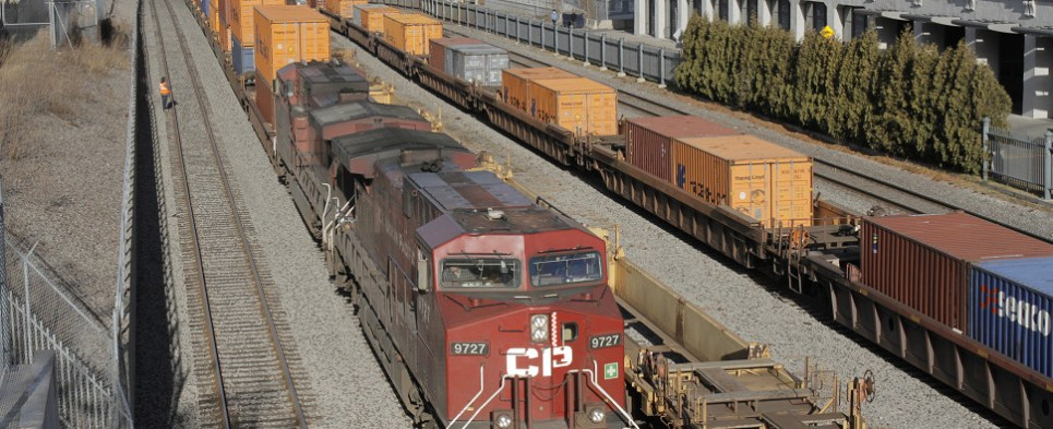 Merger would enable CP to handle more shipments of export cargo and import cargo in international trade.