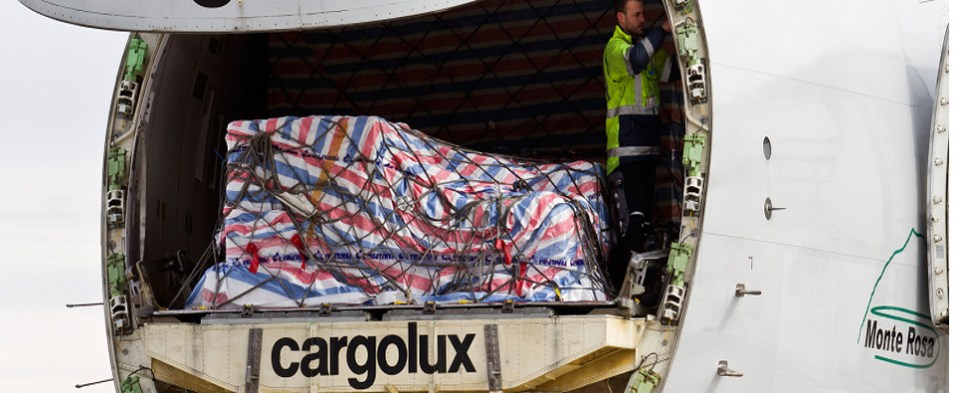China joint venture will enable Cargolux to handle more shipments of export cargo and import cargo in international trade.