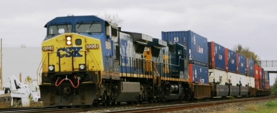 Proposed CSX intermodal transportation hub will facilitate North Carolina businesses' shipments of export cargo and import cargo in international trade.