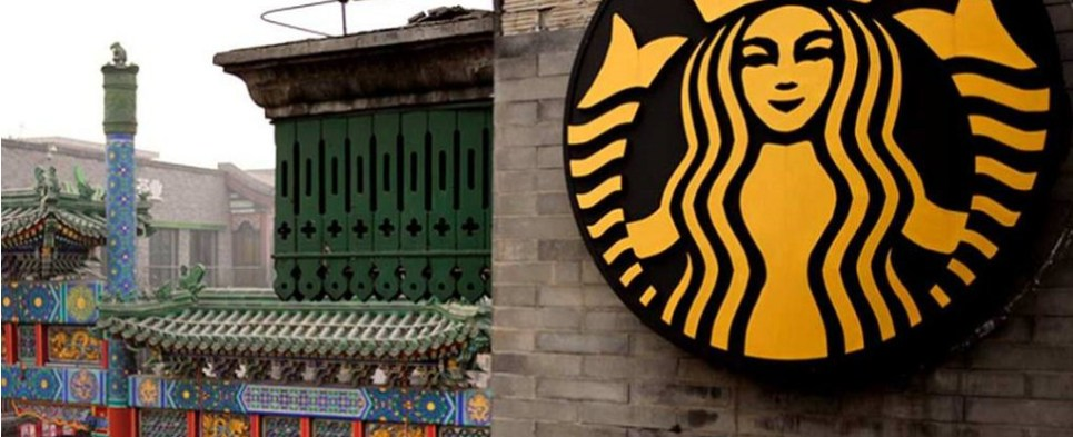 Starbucks arrangement with China's alibaba will generate shipments of export cargo and import cargo in international trade.