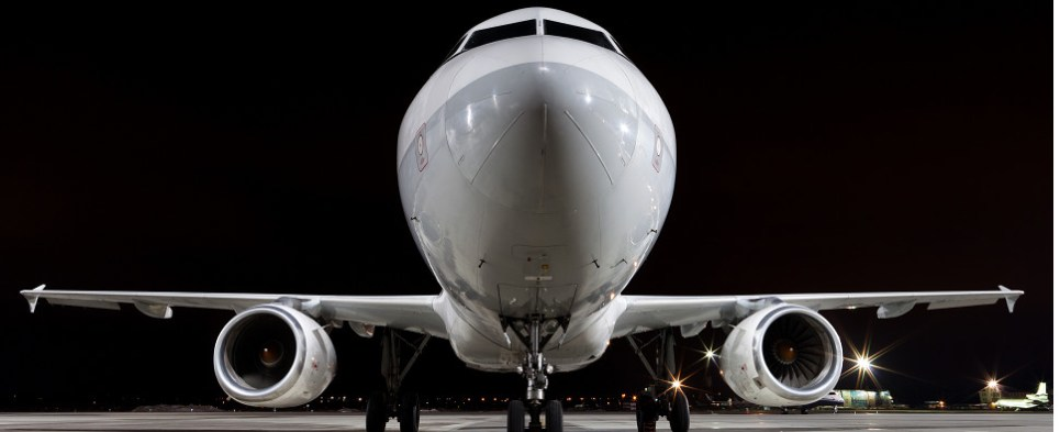 Converted Airbus planes will carry shipments of export cargo and import cargo in international trade.