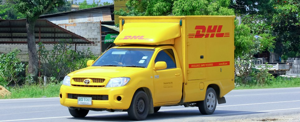 DHL ecommerce service in Thailand will handle shipments of export cargo and import cargo in international trade.