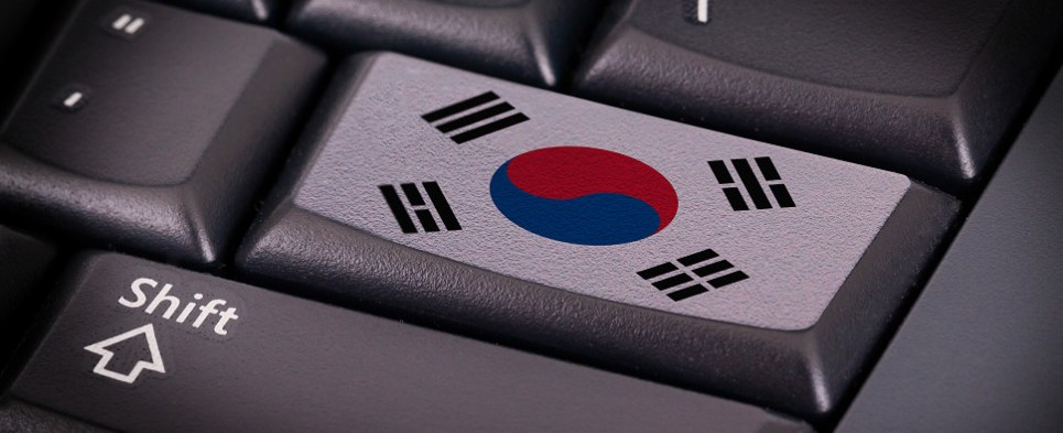 2015 saw slower growth of South Korea's shipments of export cargo and import cargo in international trade.