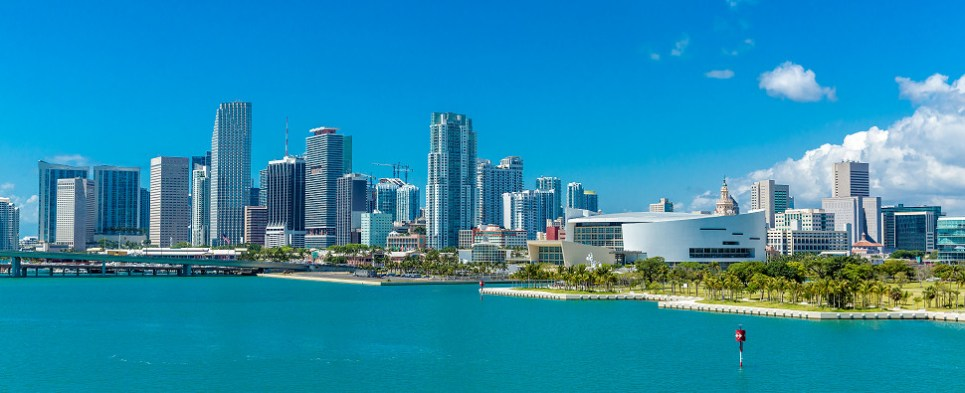 Skilled labor, transportation infrastructure, and government incentives were among the reasons cited for TQL's expansion to Miami, from which it will be handling shipments of export cargo and import cargo in international trade.