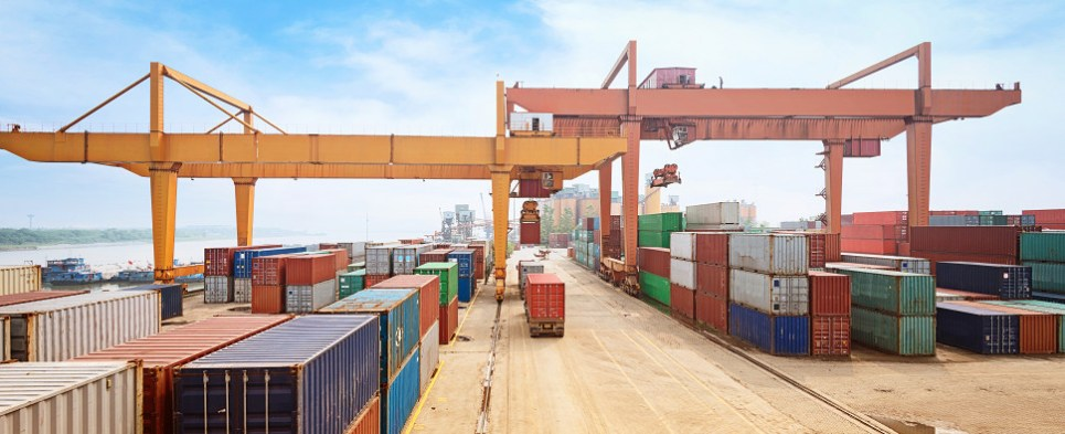 International standards help emerging economies with shipments of export cargo and import cargo in international trade.
