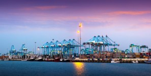 European Parliament setting rules for ocean port services handling shipments of export cargo and import cargo in international trade.