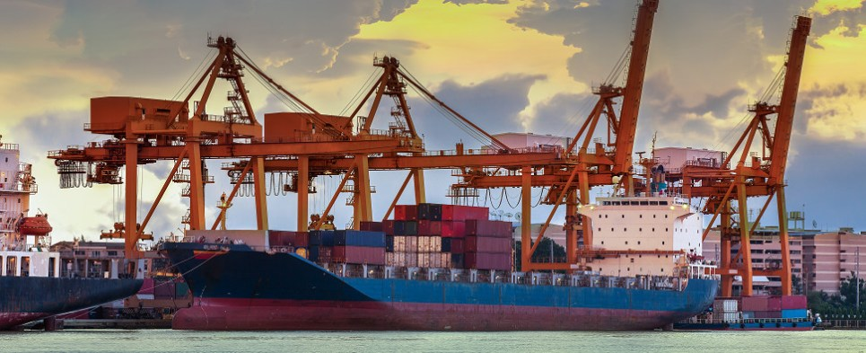 SOLAS requires container weights for shipments of export cargo and import cargo in international trade.