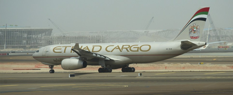 With expanded Middle East service Etihad Cargo will be carrying more shipments of export cargo and import cargo in international trade.