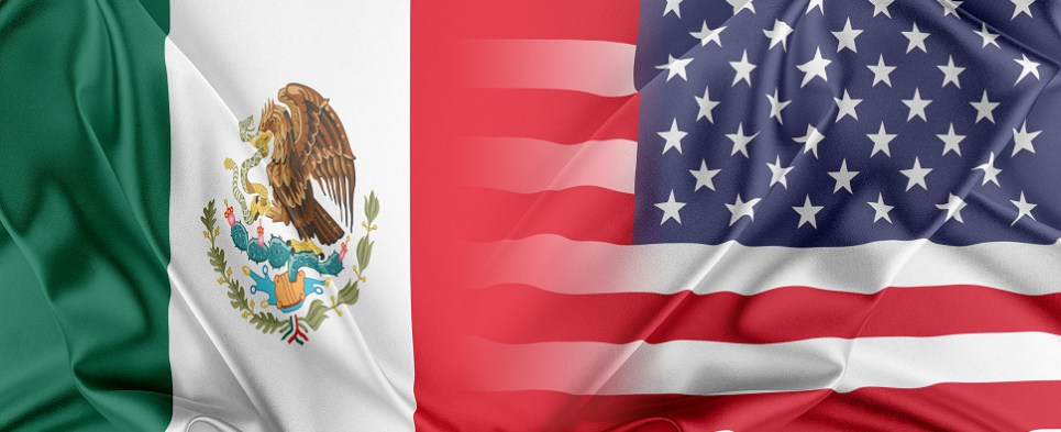US-Mexico program participants discussed impact of free trade agreements which generate more shipments of export cargo and import cargo in international trade.