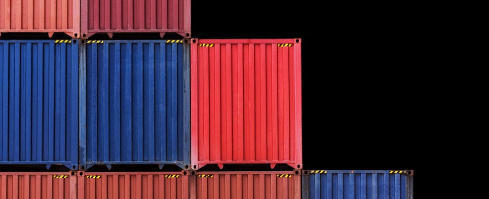 Flexitanks can carry liquid shipments of export cargo and import cargo in international trade.