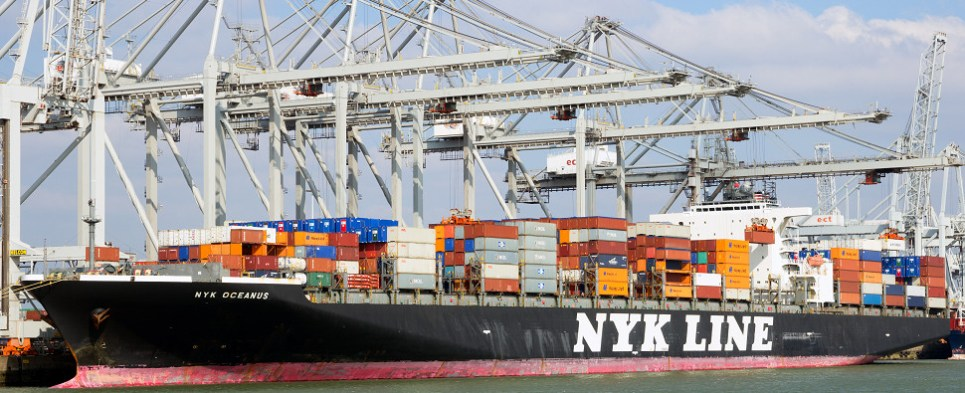 Container shipping is moving to a structure of three alliances of companies carrying shipments of export cargo and import cargo in international trade.