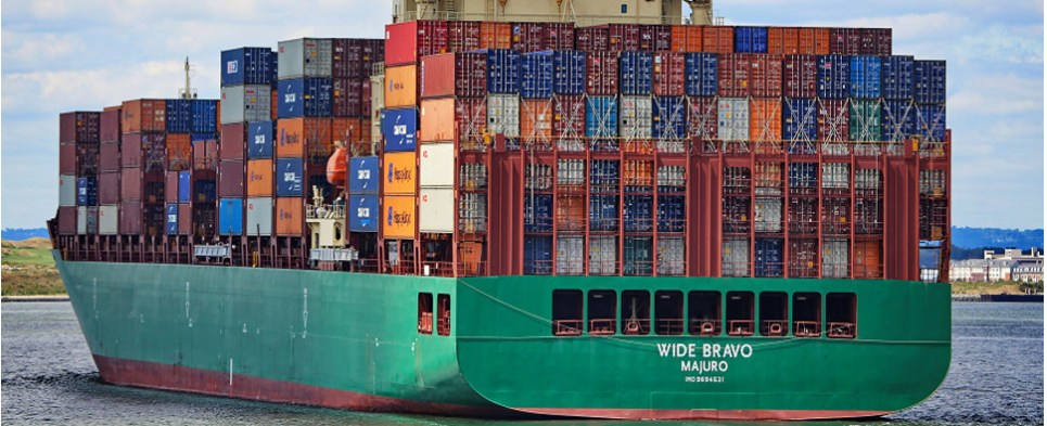 US navigation finding will facilitate more shipments of export cargo and import cargo in international trade.