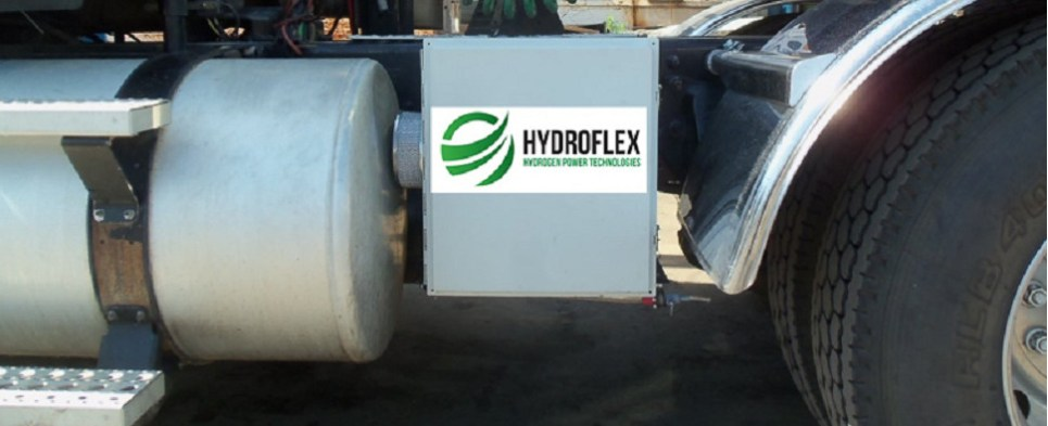 Hydroflex device reduces fuel consumption when transporting shipments of export cargo and import cargo in international trade.