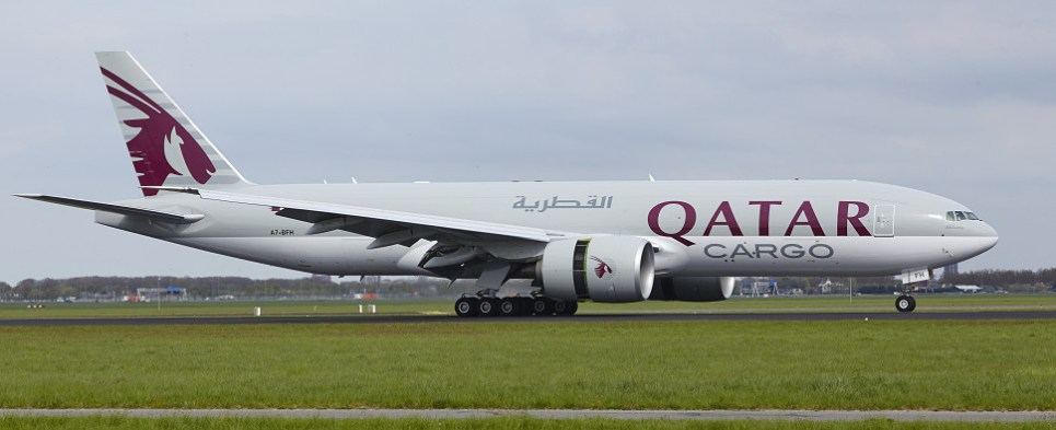 Expansion of service to Atlanta allows Qatar Airways to handle more shipments of export cargo and import cargo in international trade.
