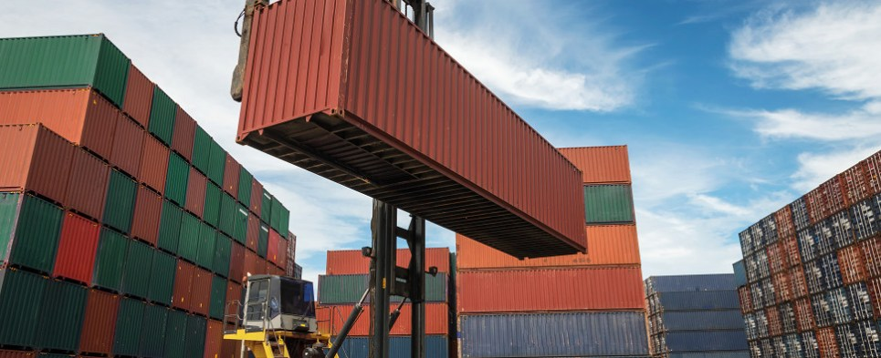 SOLAS requires verified weights of container shipments of export cargo and import cargo in international trade.