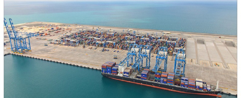 Abu Dhabi port expansion will accommodate more shipments of export cargo and import cargo in international trade.