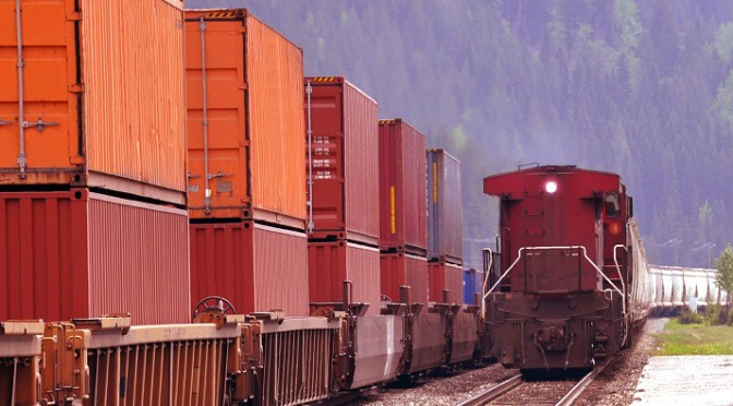 What you need to know about using intermodal for shipments of export cargo and import cargo in international trade.