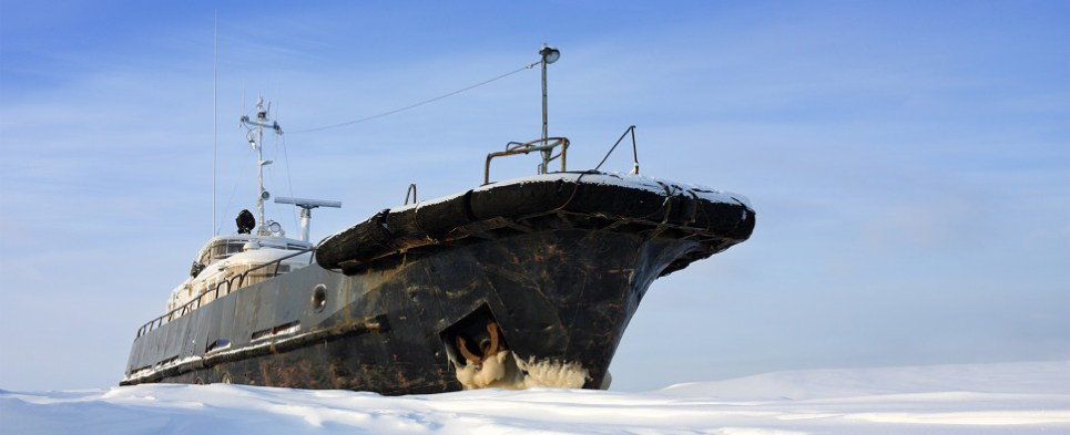 Report explores use of Arctic for shipments of export cargo and import cargo in international trade.