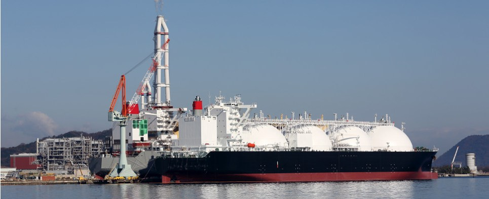 Lower prices have been seen for LPG shipments of export cargo and import cargo in international trade.