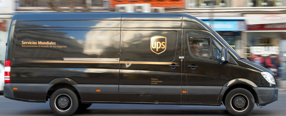 UPS expanding express freight service to carry more shipments of export cargo and import cargo in international trade.