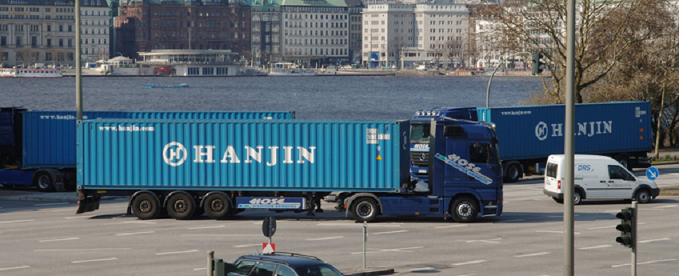Hanjin collapse has far-reaching consequences for shipments of export cargo and import cargo in international trade.