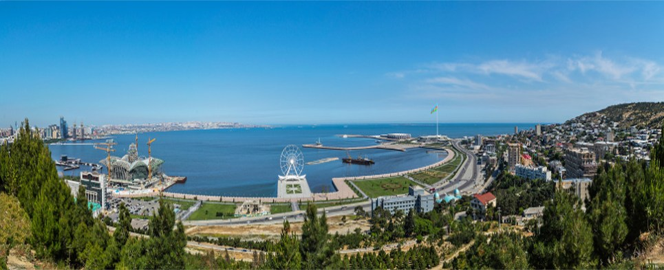 DP World advising on development of FTZ in Baku for handling shipments of export cargo and import cargo in international trade.