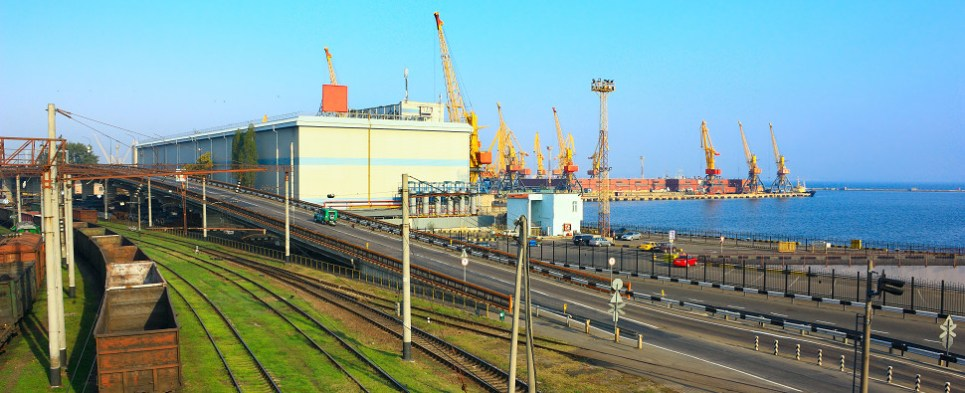 Germany and India collaborating on port rail connectviity for shipments of export cargo and import cargo in international trade.
