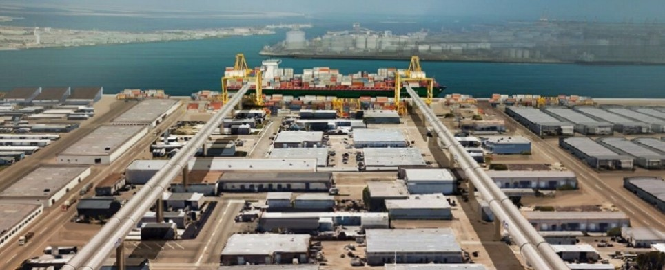 DP World experimenting with innovation in transporting shipments of export cargo and import cargo in international trade.