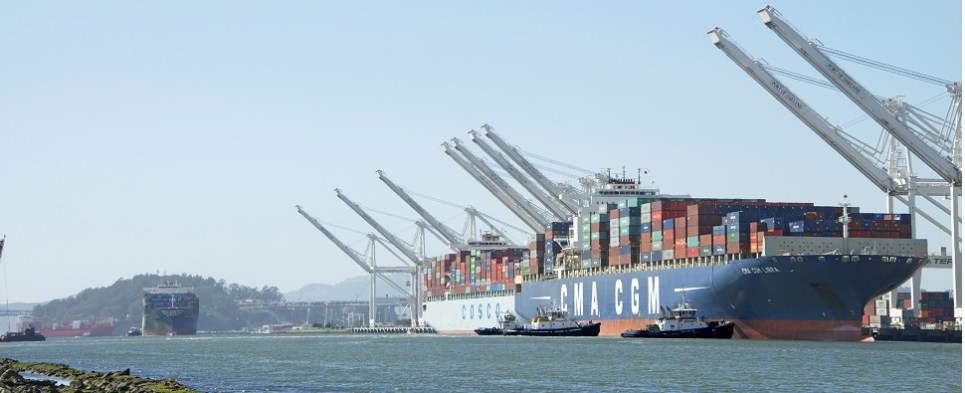 With FMC approval, OCEAN Alliance members can share vessels to carry shipments of export cargo and import cargo in international trade.