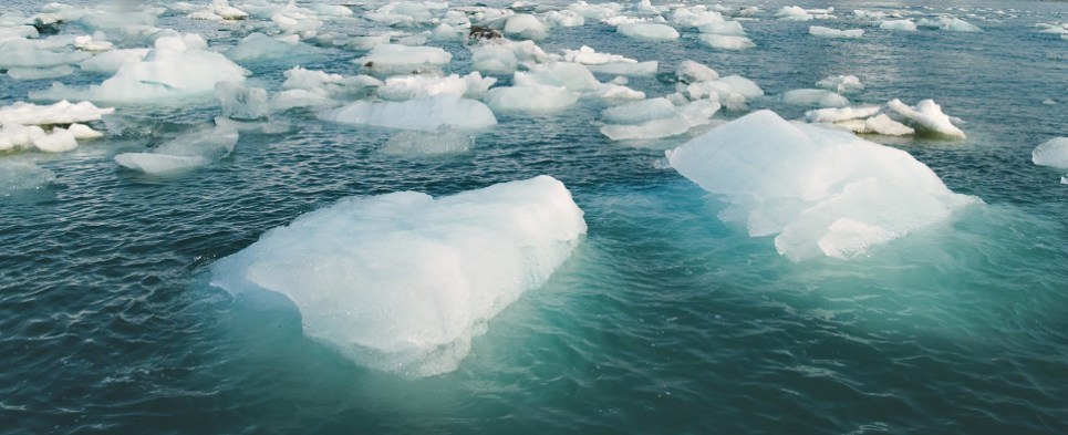 Arctic ice melt opens new lanes for shipments of export cargo and import cargo in international trade.