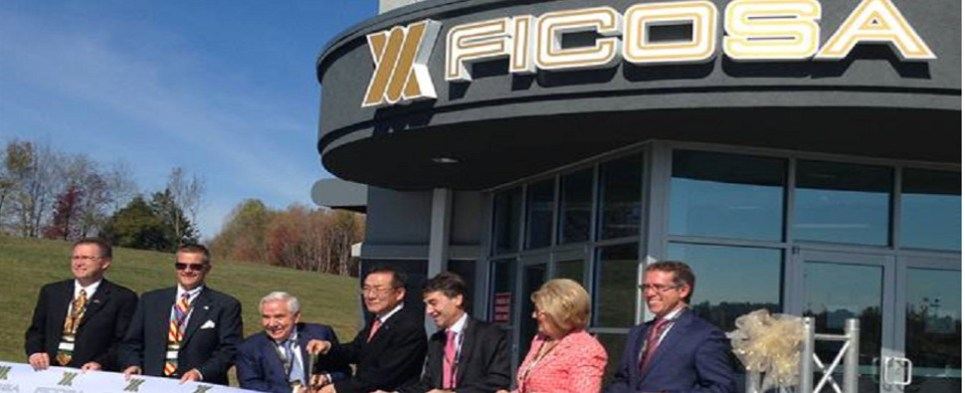 Production at Ficosa's new plant in Tennessee will somehow involve shipments of export cargo and import cargo in international trade.