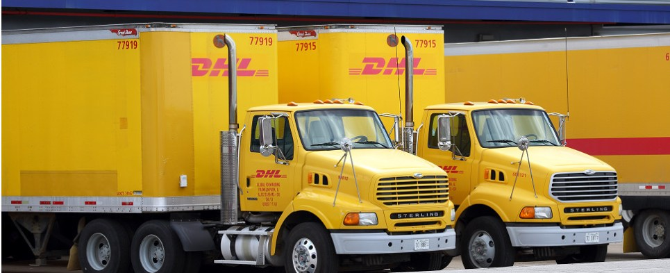 DHL hub is being expanded to handle more shipments of export cargo and import cargo in international trade.