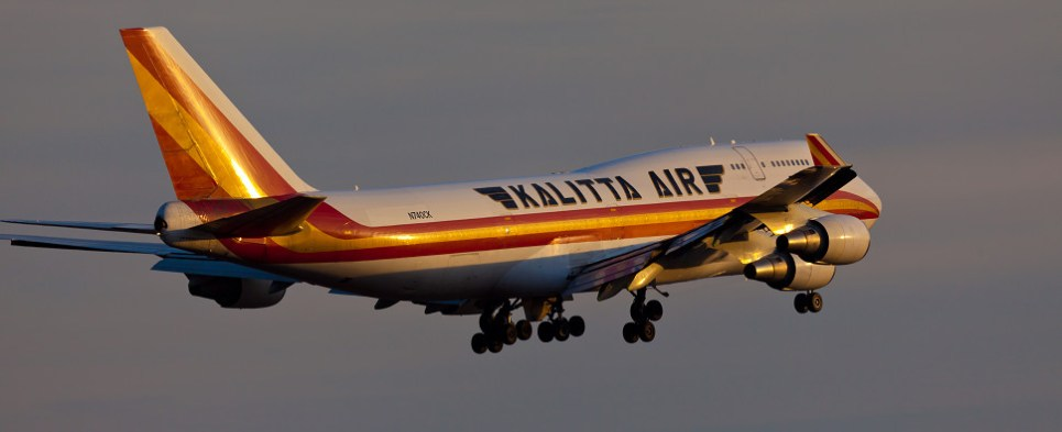Kalitta Air and pilots reach union agreement for shipments of export cargo and import cargo in international trade.