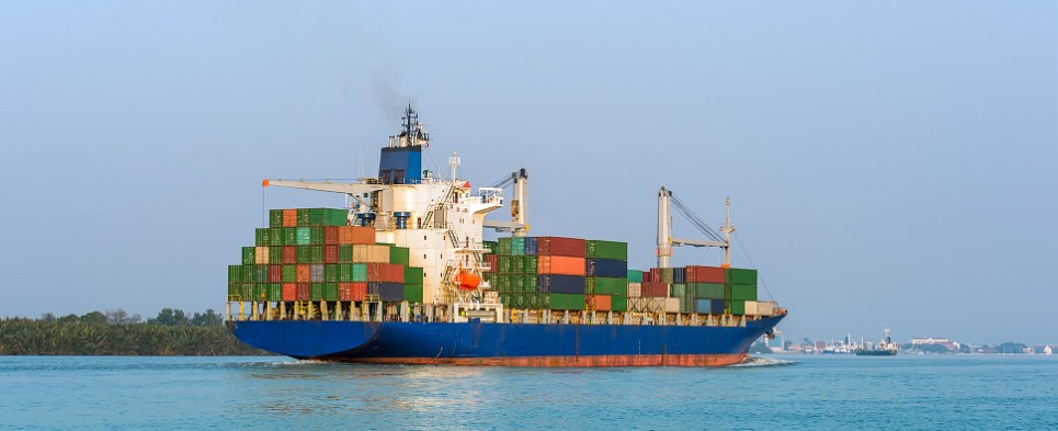 Ocean container alliances will be carrrying shipments of export cargo and import cargo in international trade.
