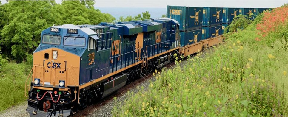 CSX precertifies sites for manufacturing products for shipments of export cargo and import cargo in international trade.