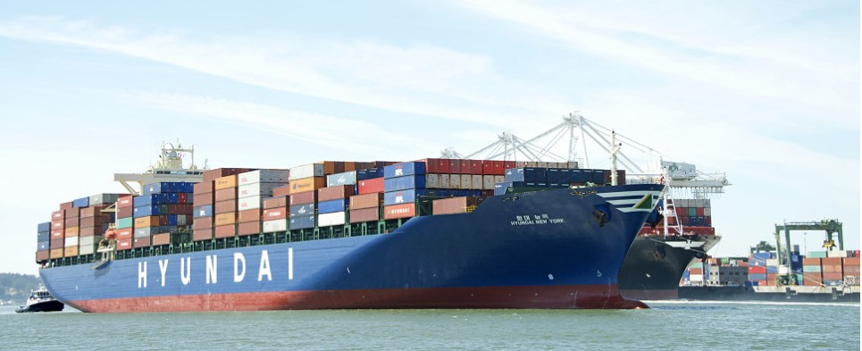 New Korean line will carry cotnainer shipments of export cargo and import cargo in international trade.